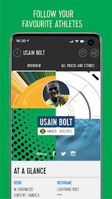 Olympic Channel: 67競技以上のスポーツ関連情報を指先操作で。のおすすめ画像4