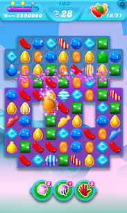 Candy Crush Soda Saga Mod Apk (Unlimited Moves) 2