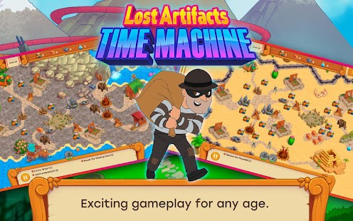 Lost Artifacts 4: Time Machine Screenshot