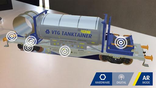 VTG Concept Car 3D screenshots 2