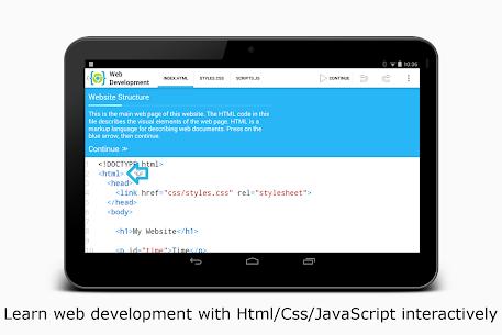 AIDE Web – Html,Css,JavaScript 4