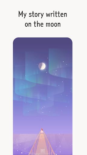 Luna diary - journal on the moon screenshots 1
