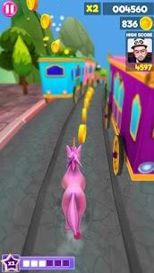 Tek Boynuzlu 3D Koşu Oyunları Apk Güncel 2021** 5