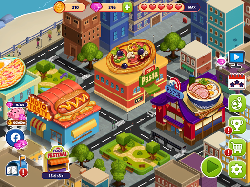Cooking Fantasy: Be a Chef in a Restaurant Game apkmr screenshots 12