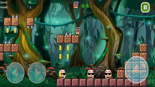 Adventures Of Blaze - Multi-World Platformer Game  apktcs 1