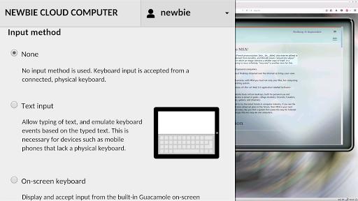 MEA - Mise En Abyme Cloud Computers 2.3 Screenshots 4