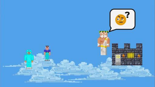 Remastered: Noob vs Pro vs Hacker vs God  screenshots 5