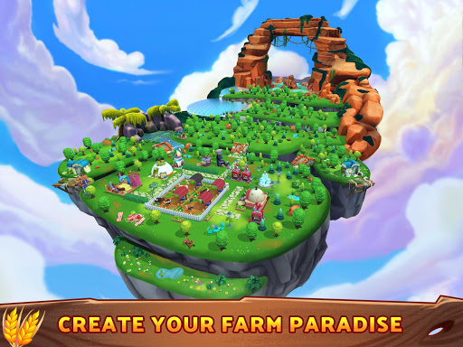 Harveston - Island in the Sky: The Farm Simulator screenshots 16