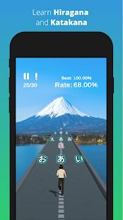 Kana Runner - Learn Hiragana and Katakana