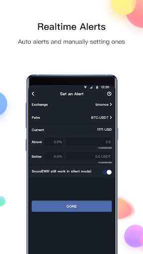 BitUniverse - Crypto Portfolio & Grid Trading Bot 2.10.5 Screenshots 6
