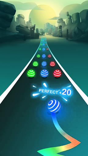 BTS ROAD : ARMY Ball Dance Tiles Game 3D 3.0.0.1 screenshots 4