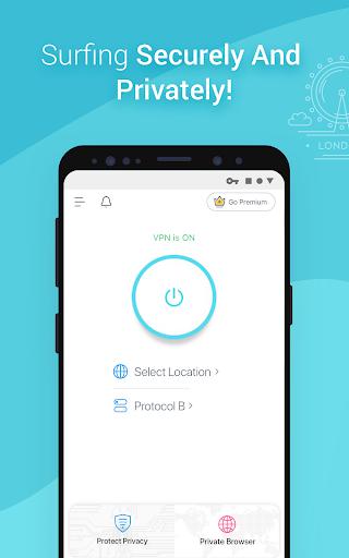 X-VPN - Free Private VPN Proxy 145 screenshots 1