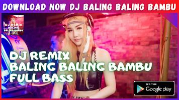 DJ Baling Baling Bambu Remix Full Bass