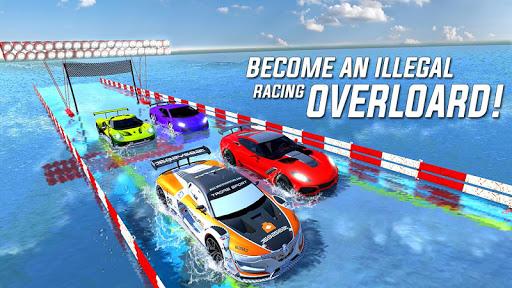 Extreme Mega Ramp GT Car Stunts- New Car Game  Screenshots 8