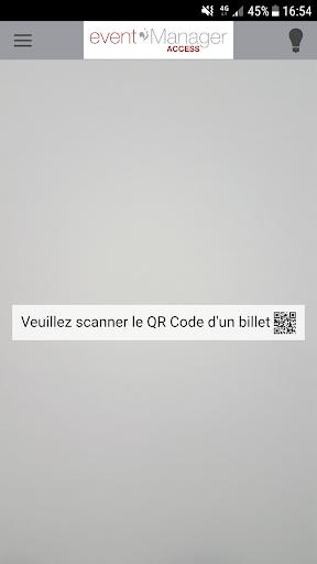 eventmanager access screenshot 1