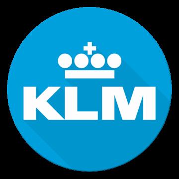 Captura de Pantalla 1 de KLM - Royal Dutch Airlines para android