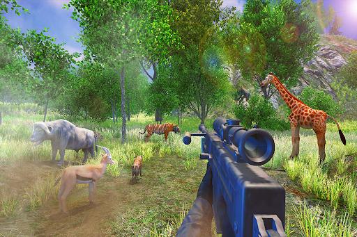 Animal Hunting Game 2021 Safari Shooting Simulator  screenshots 3