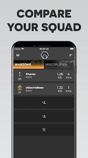 MW Squad: Warzone & Modern Warfare Stat Tracker