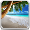 Tropical Beach Live Wallpaper APK