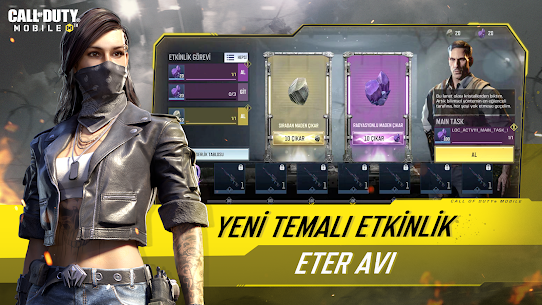 Call of Duty Mobile Hileli Apk Güncel 2021** 5