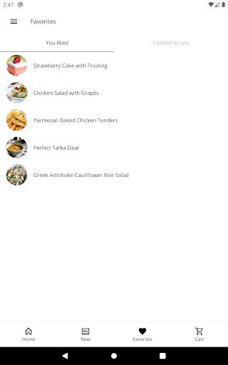 Easy Recipes 5.73 Screenshots 16