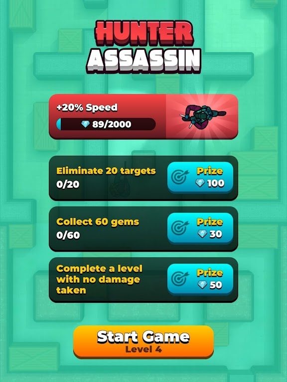 Hunter Assassin poster 7