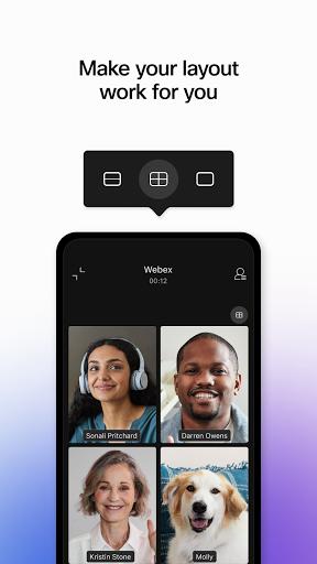 Webex android2mod screenshots 6