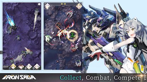 Iron Saga u2013 Battle Mech screenshots 6