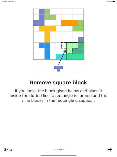 Blockdoku - Combination of Sudoku and Block Puzzle screenshots 19