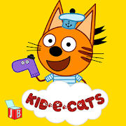Kid-E-Cats: Adventures. Kids games