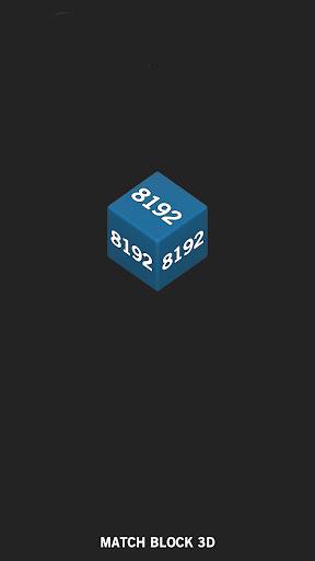 Match Block 3D - 2048 Merge Game 2.0.2 screenshots 1