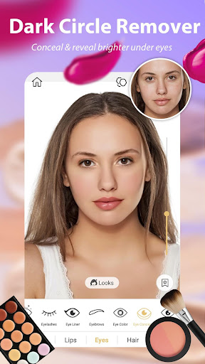 Perfect365 MOD APK (VIP Unlocked) : One-Tap Makeover screen 2