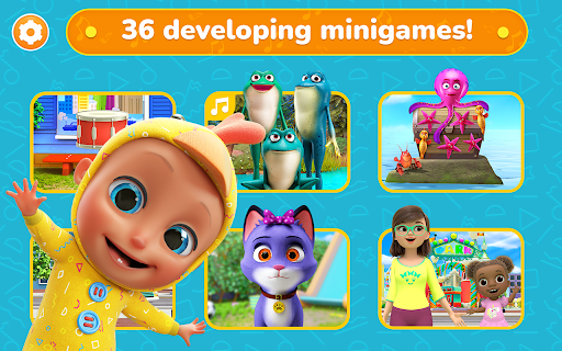 LooLoo Kids World: Learning Fun Games for Toddlers  screenshots 9
