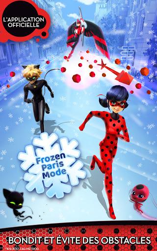 Code Triche Miraculous Ladybug & Chat Noir (Astuce) APK MOD screenshots 2