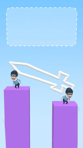 Draw & Hit: Kick the Robber! apkdebit screenshots 4