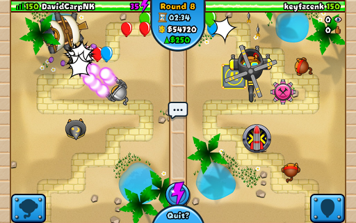 Bloons TD Battles apkpoly screenshots 5