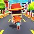 KIDDY RUN - Blocky 3D Running Games & Fun Games