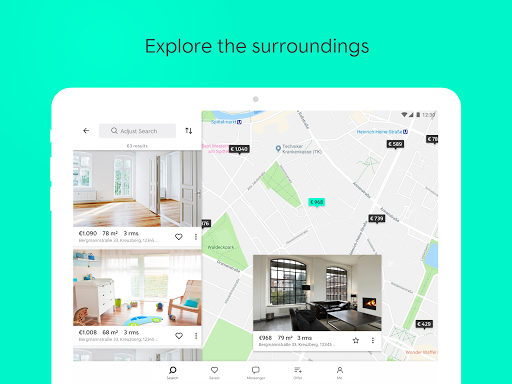 ImmoScout24 - House & Apartment Search android2mod screenshots 11
