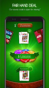 Blackjack! u2660ufe0f Free Black Jack Casino Card Game screenshots 12