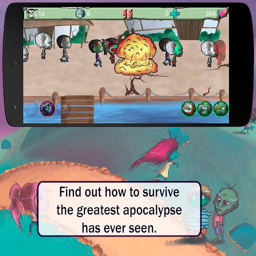 kiseichuu: apocalypse of zombies kaoz screenshot 1