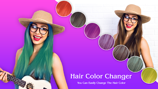 Hair Color Changer Real For Pc (Windows 7, 8, 10 & Mac) – Free Download 1