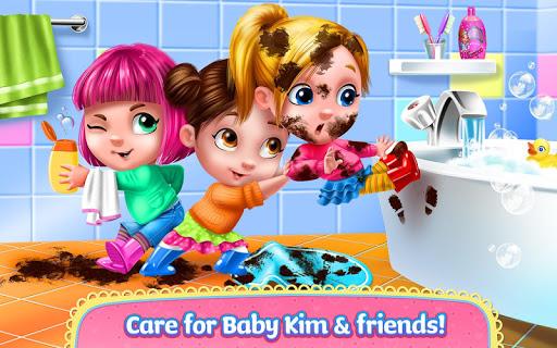 Baby Kim - Care & Dress Up apktram screenshots 5
