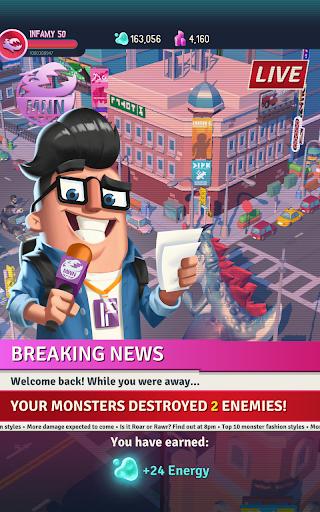 I Am Monster: Idle Destruction screenshots 6