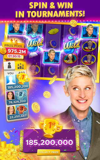 Ellen's Road to Riches Slots & Casino Slot Games modavailable screenshots 8