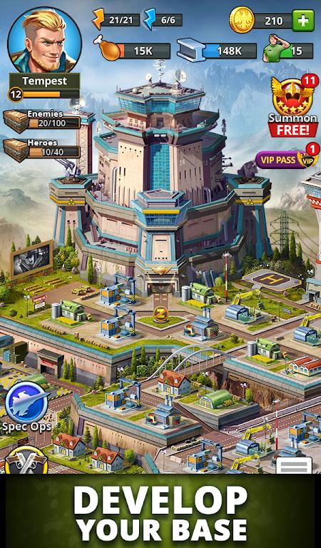 Puzzle Combat: Match-3 RPG poster 17