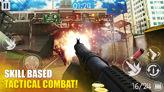 Call Of Battlefield – FPS 2.4 Apk + Mod 2
