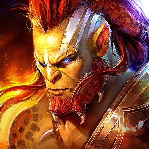 Collect & Battle in a Dark RPG Fantasy World