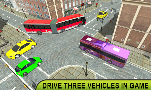 Metro Bus Games 2020: Bus Driving Games 2020  screenshots 5