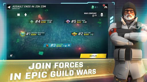 Tom Clancy's Elite Squad - Military RPG  screenshots 5
