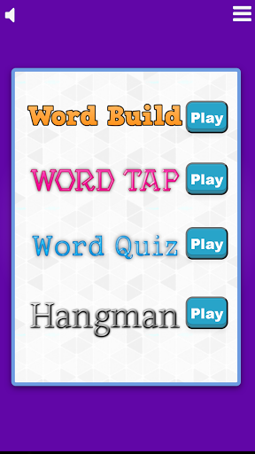 Word games collection - All in one screenshots 1